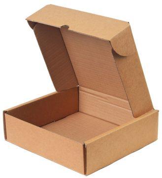Karton otwarty, pudło kartonowe